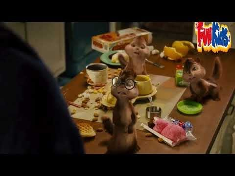 Alvin and the Chipmunks - Opening Scenes [ HD 1080p ]
