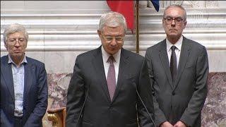 L'Assemblée rend hommage à Jacques Barrot