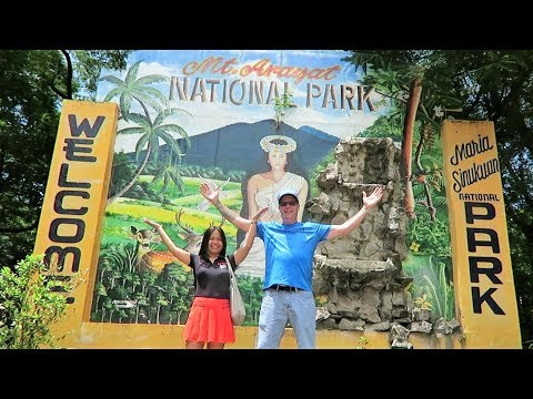 A Day Time Date To Mt. Arayat : The Philippines