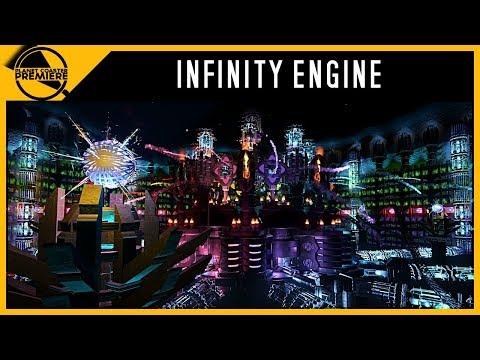 Infinity Engine | Planet Coaster Premiere | 4Kᵁᴴᴰ