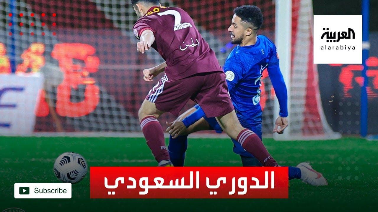حديث تركي العواد وعادل البطي عن الجولة الـ 15 للدوري السعودي  - نشر قبل 3 ساعة
