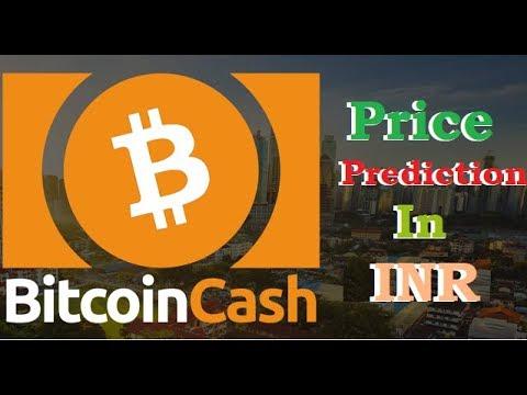Bitcoin Cash(BCH) Price Prediction INR !!Bitcoin Cash और कितना  Down जायेगा ? Hindi/urdu