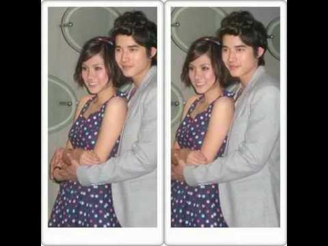 Mario Maurer and Baifern Pimchanok