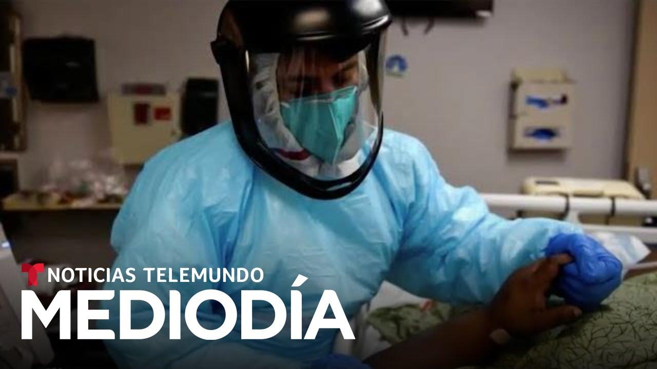 Noticias Telemundo Mediodía, 11 de marzo de 2021