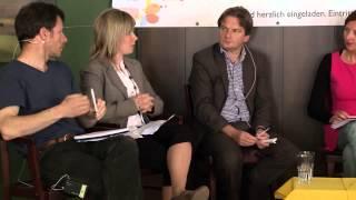 Bildungsfrühling 2012: Impulse von anderswo - erweiterte Podiumsdiskussion