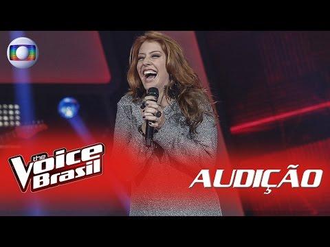 Camila Matoso canta 'Simples Desejo' nas Audições – 'The Voice Brasil' | 5ª Temporada