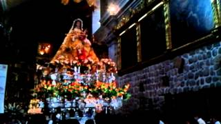 Ingreso a Santa Teresa Subida de La Virgen Reyna de Belen 2013 - 2