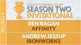 SCGINVI Round 9 Ben Ragan vs Andrew Jessup Modern