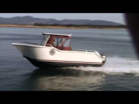 Bennett Boats 23 Foot Offshore Boat - Custom