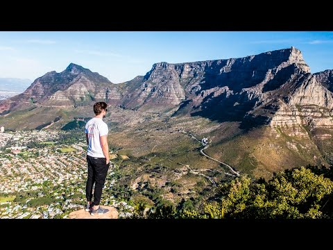 TABLE MOUNTAIN - CAPE TOWN - DAILY VLOGS - CAPE TOWN VLOGS