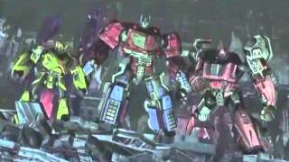 Transformers Humbling River (Music Video)