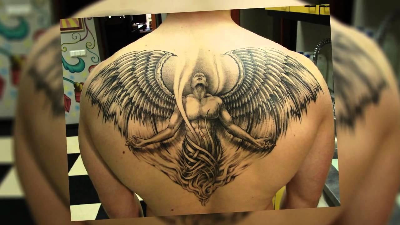 Tatuajes en la Espalda  Fotos y Diseos   YouTube