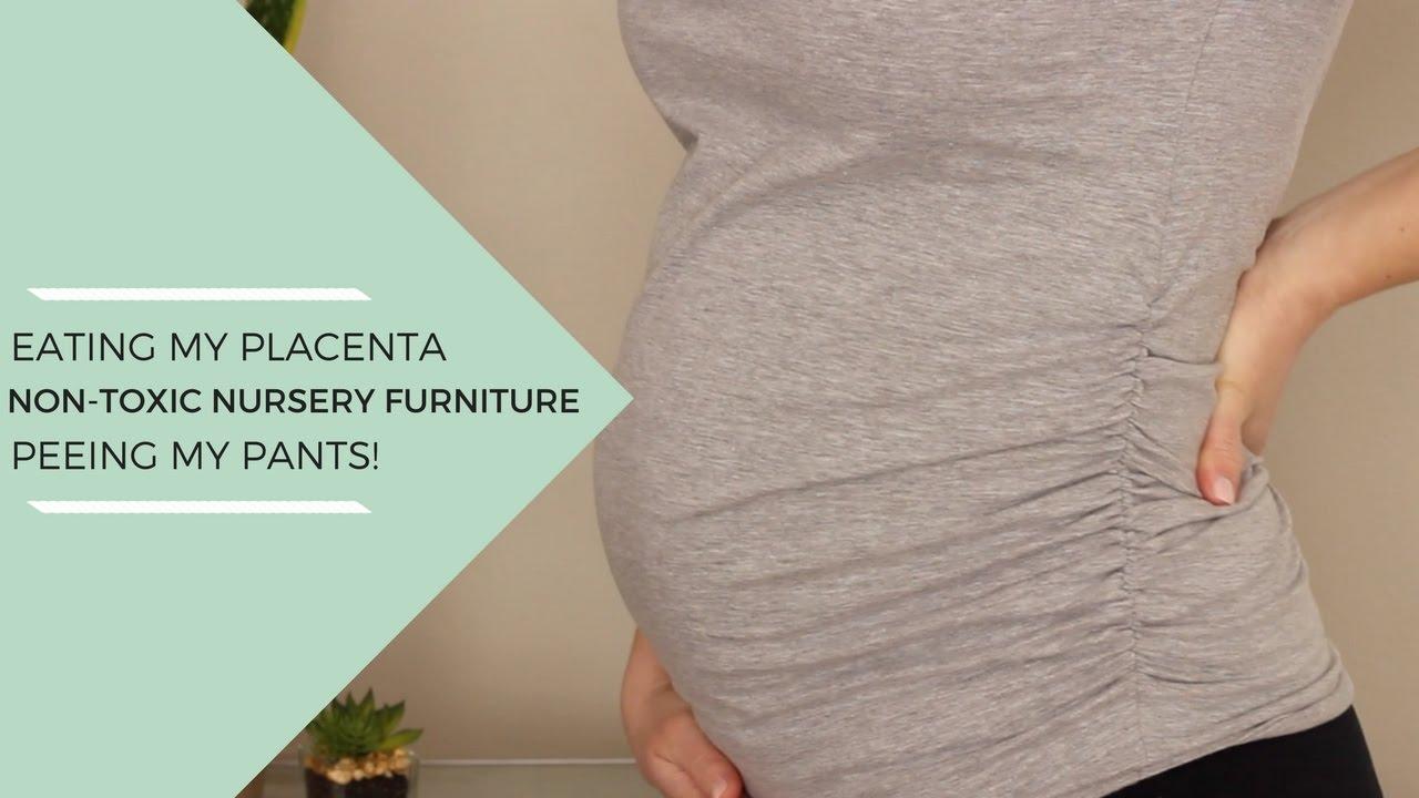 Pdate 2 Non Toxic Nursery Furniture Placenta Encapsulation Ing My Pants