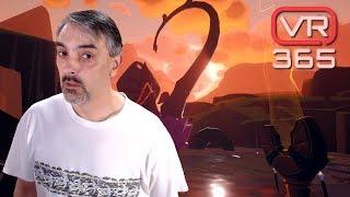 Journey of the Gods Tomorrow on Rift! - Jason Rubin's Tweet Storm Analyzed - VR 365 Live - Ep210