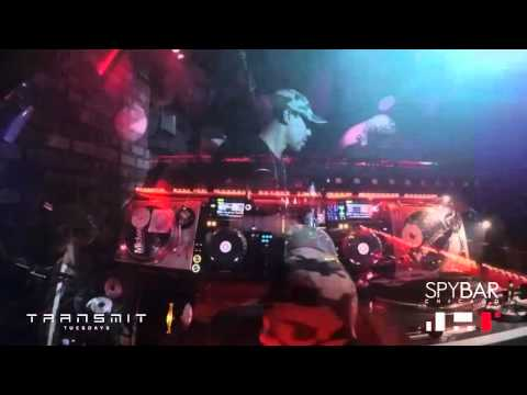 Gene Hunt LIVE at Spybar Chicago for District Thursday (10.15.15)