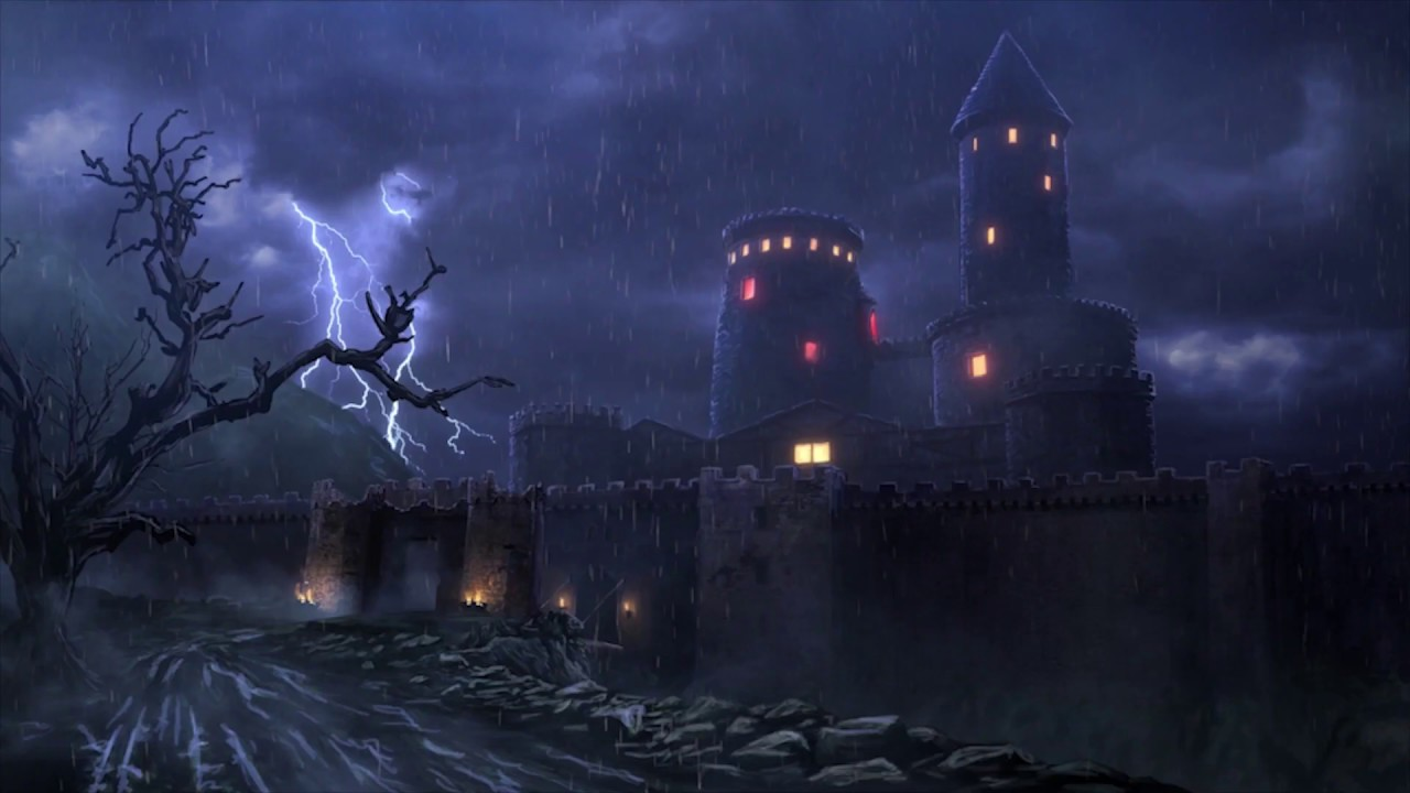 James Rpg Art Animated Backdrops For D D S Curse Of Strahd
