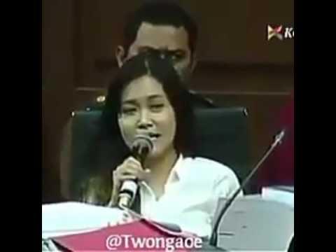 Jessica. K. Wongso, versi bahasa Batak.
