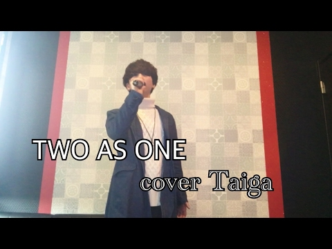Da-iCE TWO AS ONE Cover Taiga
