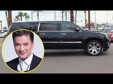 Đàm Vĩnh Hưng gây choáng khi mạnh tay sắm siêu xe Cadillac chuyên phục vụ nguyên thủ quốc gia