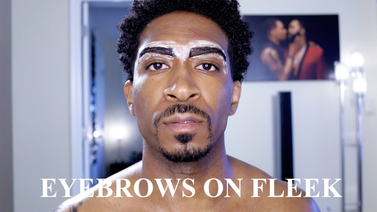 How To Do Your Eyebrows At Home Tweeze Shape Wax Veet
