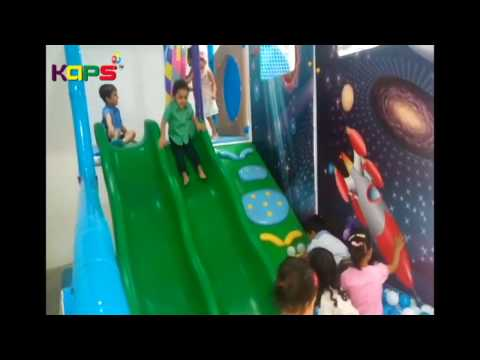 Funriders Udaipur Project  - Soft Play - Indoor Playground  Equipment