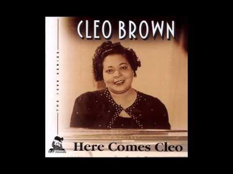 Cleo Brown - (Lookie Lookie Lookie) Here Comes Cookie