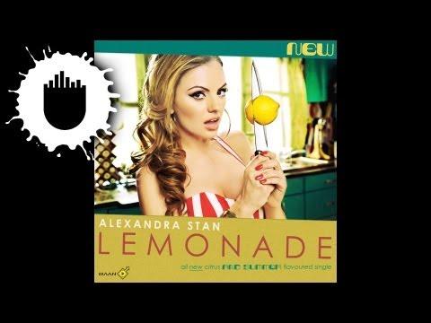 Alexandra Stan - Lemonade (Cover Art)