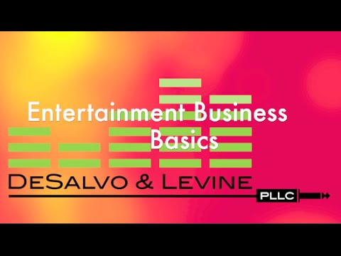 Entertainment Business Basics: Performance Rights Organizations