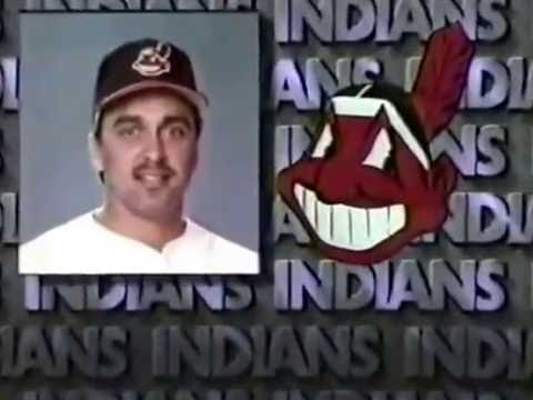 1986 MLB. Baltimore Orioles vs Cleveland Indians