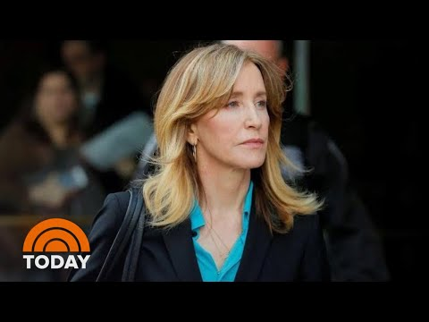 Felicity Huffman Expected To Plead Guilty Monday In College Cheating Scandal | TODAY