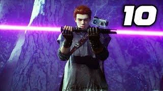 Gambar cover Star Wars Jedi: Fallen Order - Part 10 - Building a Lightsaber