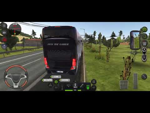 New York to Washington | Bus simulator | JACK THE GAMER |