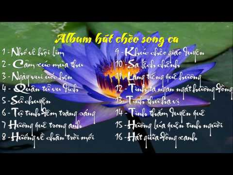 album song ca chèo hay nhất VN