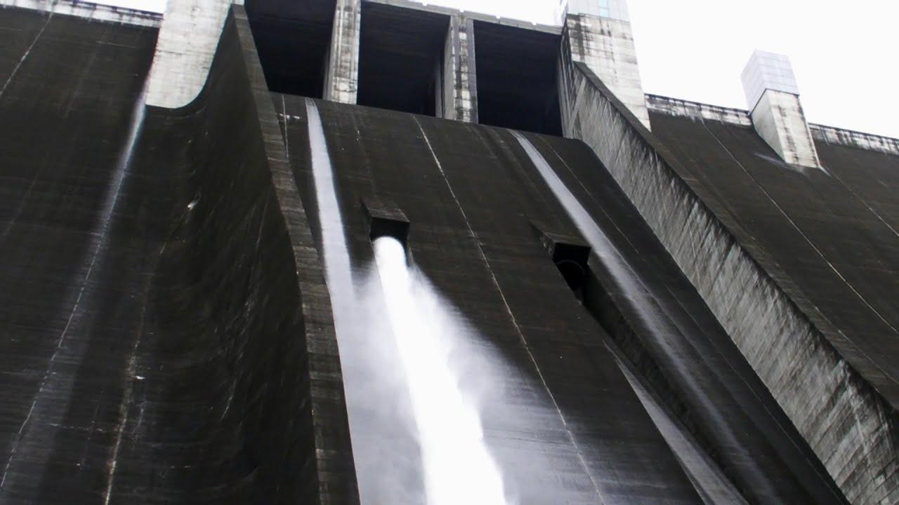 緊急 宮ヶ瀬 放流 ダム