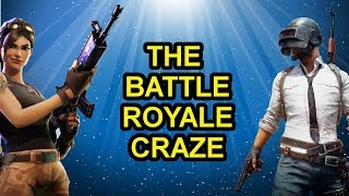 "Why the ""Battle Royale"" genre is so popular! 