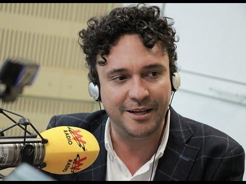Andrés Cepeda habla con Vicky Dávila en La W