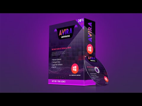How To Design Box Packaging - Software Box - Photoshop Tutorial