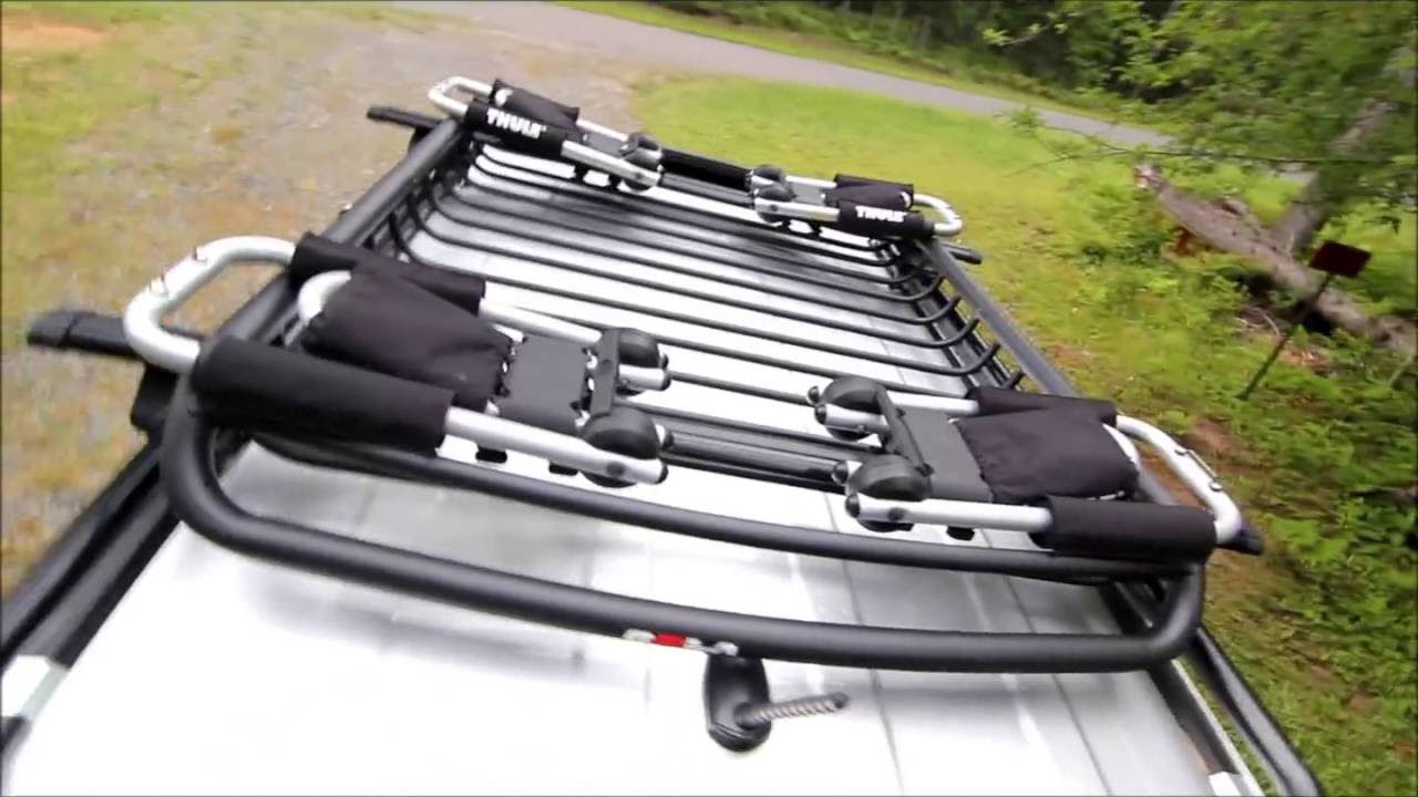 Kia Soul Ssd Roof Rails Youtube