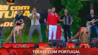 Todos com Portugal - Emanuel «Portugal é a nossa seleção»