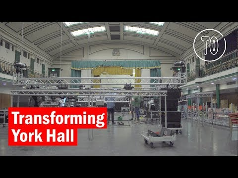 York Hall: the gym that transforms into a club   City Secrets   Time Out London