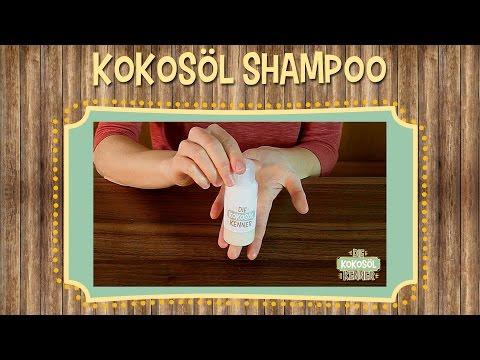 kokos l shampoo selber machen selber machen anleitungen. Black Bedroom Furniture Sets. Home Design Ideas