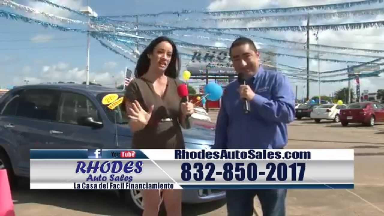 """Rhodes Auto Sales: """"VIVA MEXICO"""" EN RHODES AUTO SALES 8-2014"""