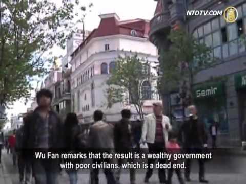 CCP Official Media Highlights Hu Jintao Speech
