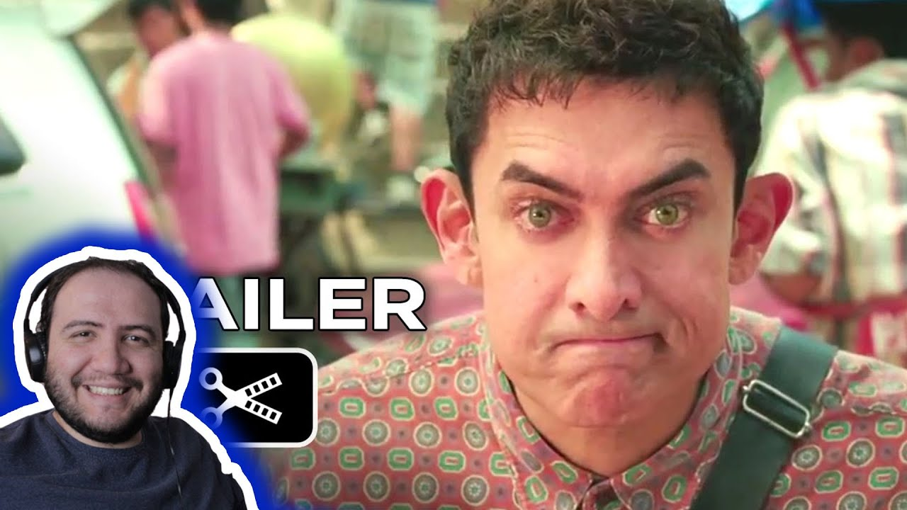 Download Producer Reacts: PK Official Teaser Trailer 1 (2014) - Comedy Movie HD | Aamir Khan
