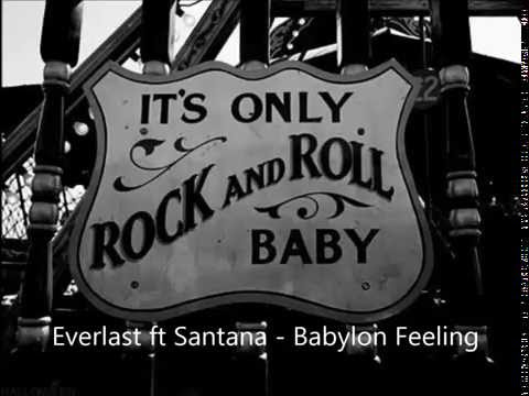 Everlast ft Santana  Balon Feeling