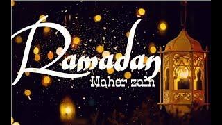 Maher Zain - Ramadan (English Lyrics)