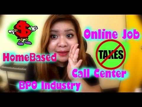 How to Escape the Call Center Life - BPO Experience, Homebased Job Advise,  Online Jobs [HD]