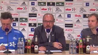 Pressekonferenz: THW Kiel - HSC 2000 Coburg, 28.05.2017