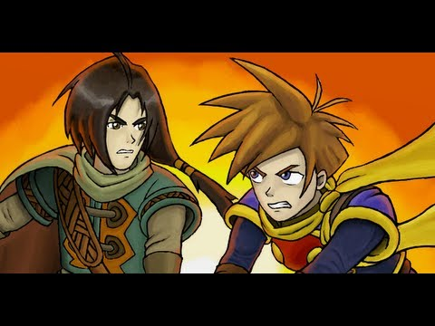 My New Soundtrack - The Golden Heroes (Epic Golden Sun medley)