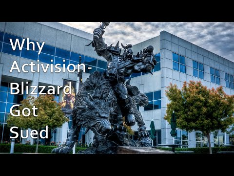 Why Activision Blizzard